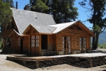 Casa con costa de lago en el Lago Meliquina